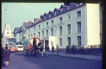 Aberystwyth Rag, 1965-1967