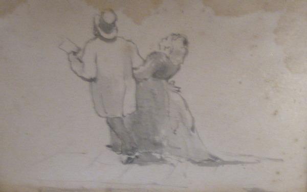 Sketch by G.W. Porter