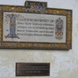 Plaque to Henry Bazely Wolryche-Whitmore and his wife Harriet