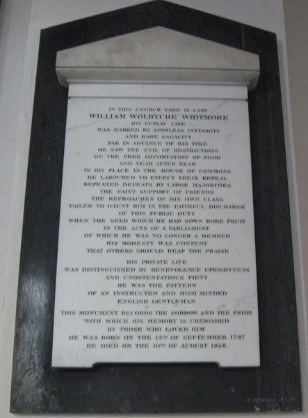 William Wolryche-Whitmore