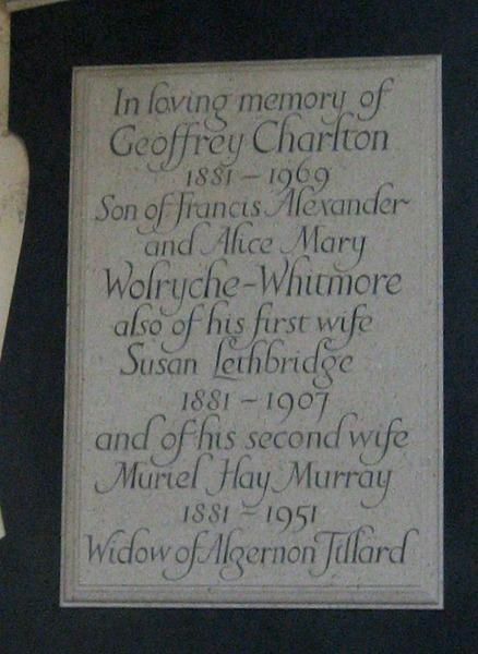 Geoffrey Charlton Wolryche-Whitmore