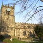 Barton Under Needwood Church, Staffordshire