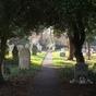 Barton Under Needwood Churchyard, Staffordshire