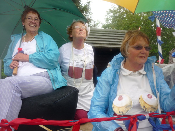 Trysull and Seisdon Jubilee Celebrations 2012