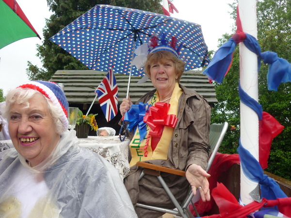 Trysull and Seisdon Jubilee Celebrations 2012