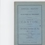 Annual Report of the Selectmen and Treasurer of the Town of Canton Connecticut for the Year ending September 15th, 1894