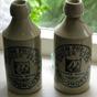 William Phillips Stoneware bottles