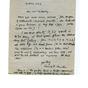 Gerald Mander Letter