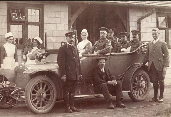 Worfield VAD Hospital 1915-1918