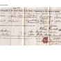 Marriage Certificate John Baker and Fanny Taylor
