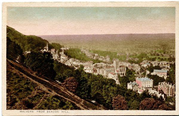 Malvern Postcard