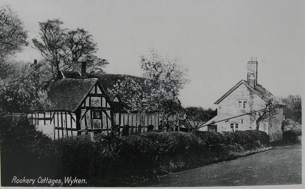 Rookery Cottages at Wyken