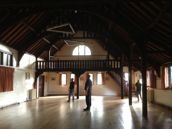 Worfield Recreation Room