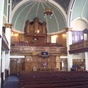Darlington Street Methodist Church: Interior