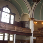 Darlington Street Methodist Church: Interior view