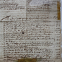Reverse full shot of England-Maryland 1683 document