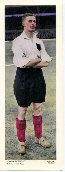 Harry Betmead