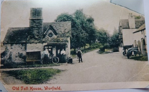 Old Toll House Worfield