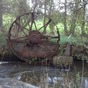 Davenport House Water Wheel