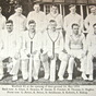 Worfield Cricket Team 1954