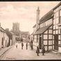 Vintage Postcard - Claverley 1906