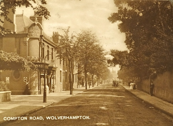 Compton Road Wolverhampton