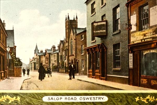 Salop Road Oswestry