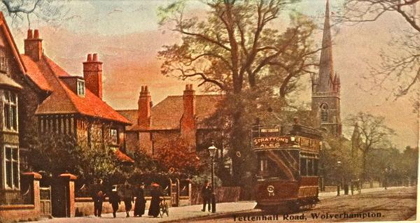 Tettenhall Road Wolverhampton