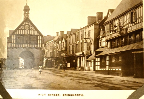 Bridgnorth Postcard