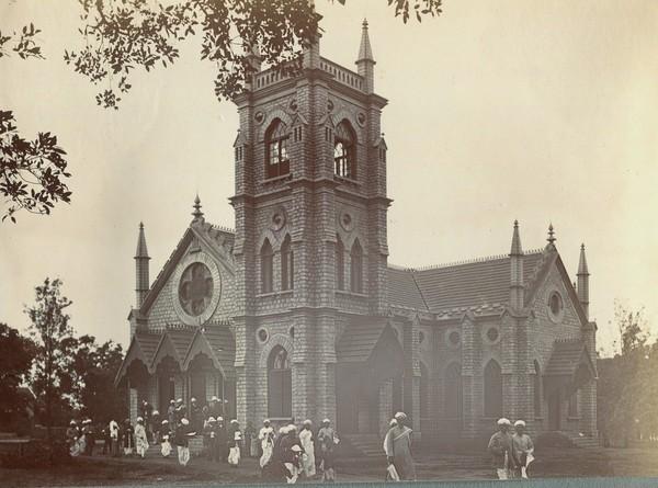 Hudon Memorial Church, Bangalore