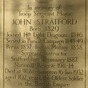Memorial to John Stratford