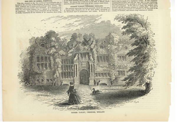 Tabley Old Hall Cheshire