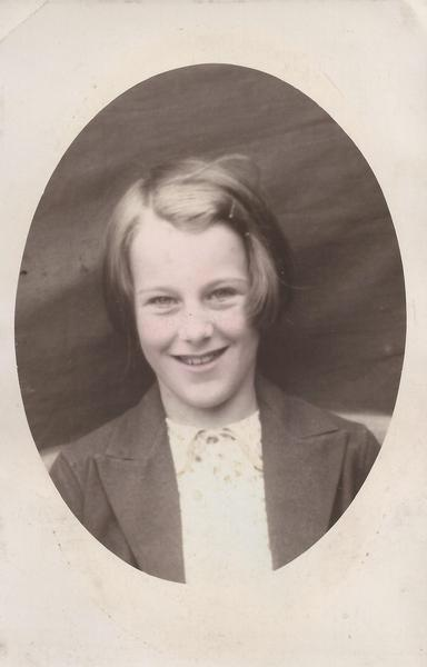 Edna Goodwill approx 1930