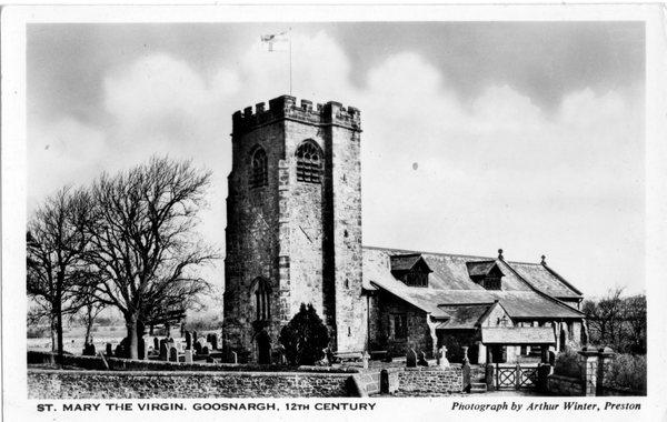 Goosnargh St. Mary's church