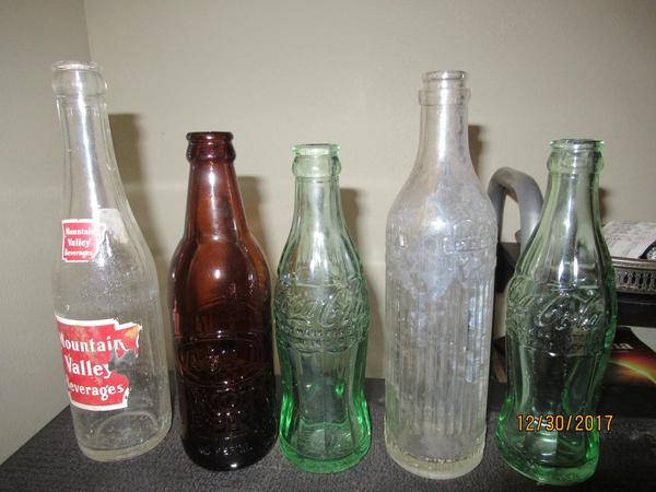 Arkansas Bottles