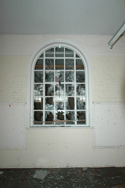 Mount School Window