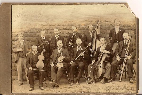 Dewsbury orchestra