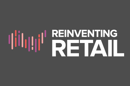 Reinventing Retail podcast logo