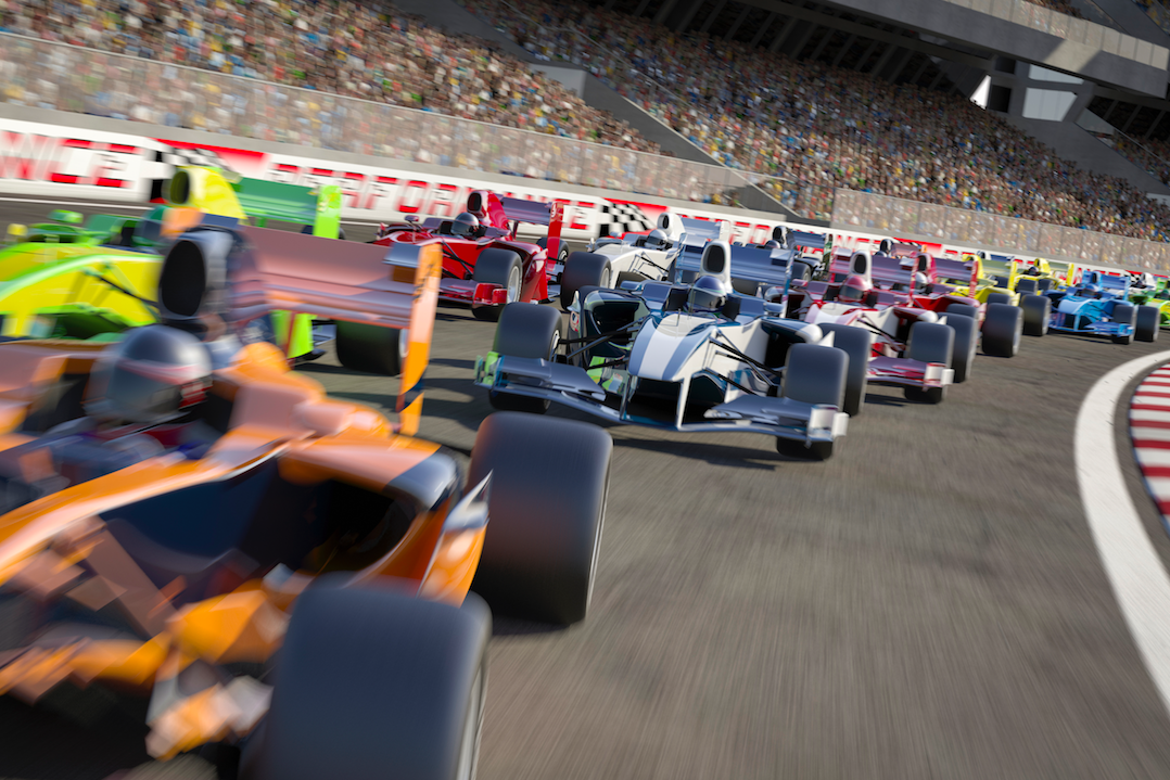 Omni-channel+retail+and+Formula+1+racing