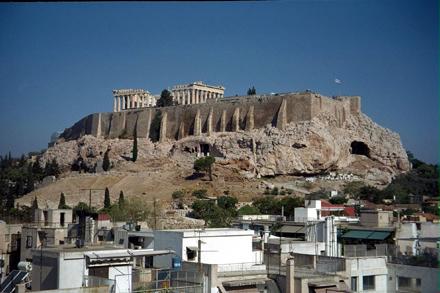 Acropolis (7 folders)
