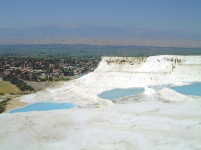 Hierapolis the Site