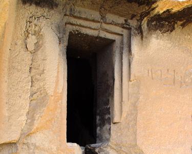 Wadi es–Sir and Caves