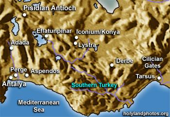 South Central Turkey 11 folders