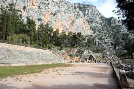 Delphi: Stadium