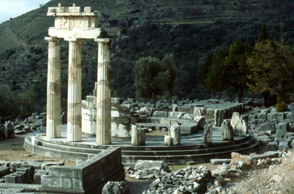 Delphi: Lower Area