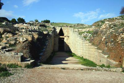 Beehive Tombs