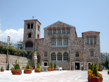 Thessalonica St. Demetrius Church