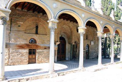 Thessalonica Monastery of Vlatadon