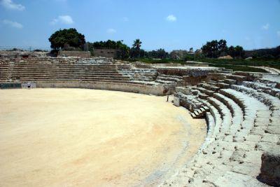 Circus/Hippodrome at Caesarea