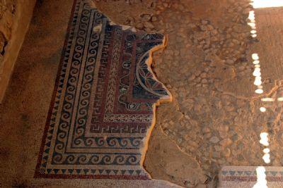 Masada Western Palace
